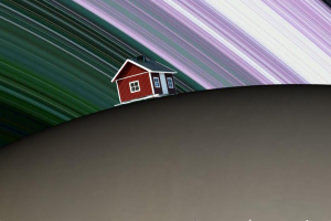 House on Saturn