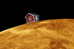 House on Venus