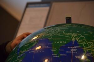 SSS Jorden, Naturhistoriska riksmuseet