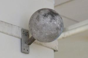 SSS Månen, Naturhistoriska riksmuseet