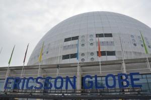 Solen - Ericsson Globe