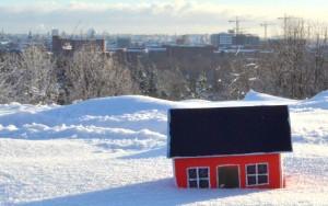 Hagahöjden January 20, 2013