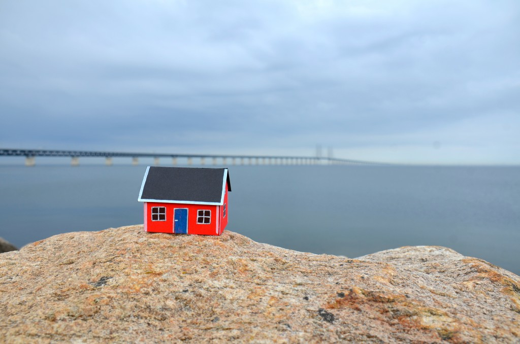 7 wonders Sweden - #2.26 at the Öresund bridge in Malmö with Patrik Wennberg on May 10, 2013