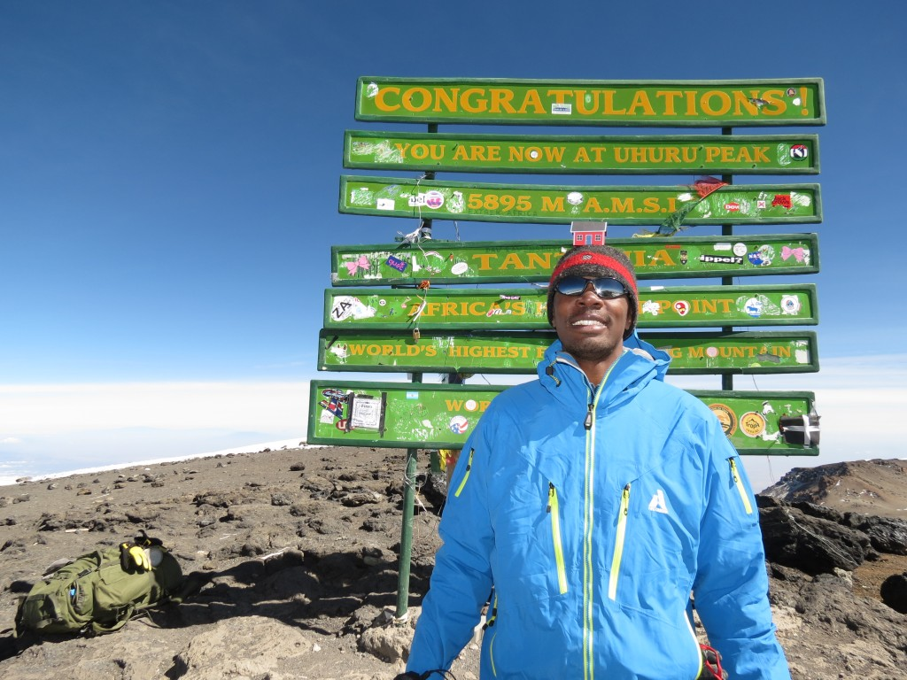 Kilimanjaro,  Wilfred Moshi, July 1, 2013.