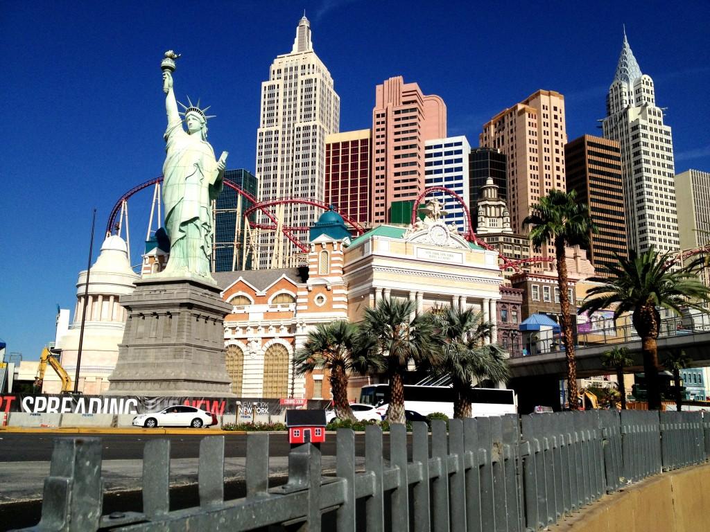 New York New York - Las Vegas NV 20130819. #2.19 Robin Lilja