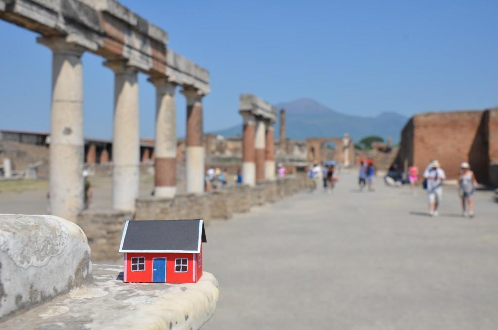 Pompeii - Italy - Forum - July 22