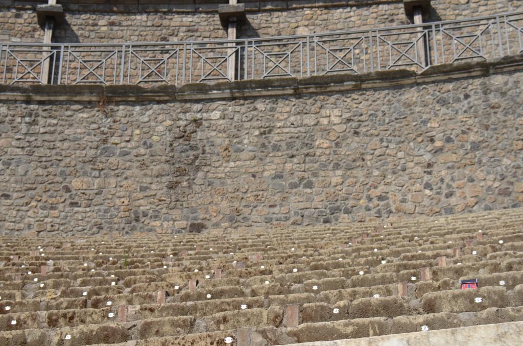 Pompeii - Italy - Theatre - July 22