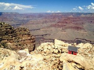 Grand house Powell Point - Grand Canyon AZ 20130820. #2.19 Robin Lilja