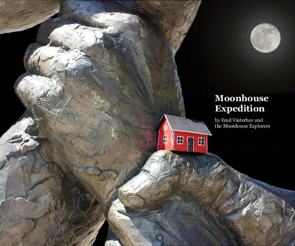Moonhouse Expedition book