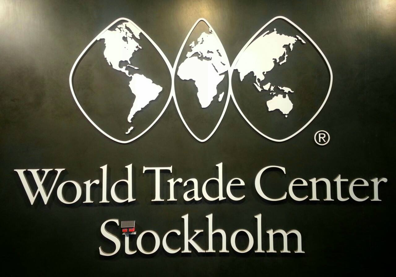 International Trade Cicci Rikanovic, World Trade Center, November 2013.